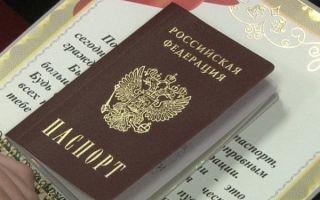 Что делать после получения гражданства РФ: оформление паспорта