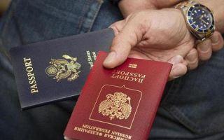 Получение гражданства РФ — порядок и оформление заявления