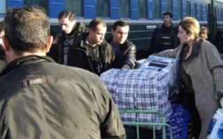 Переселение соотечественников в РФ из Туркменистана