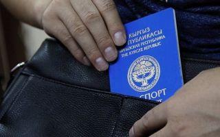 Как правильно и быстро оформить Российское гражданство для Киргизов в 2018 году