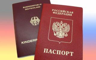 Признает ли Россия двойное гражданство с Германией — можно ли получить второй паспорт на законных основаниях