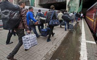 Депортация украинцев из России – реальность или миф, основные правила пребывания в стране