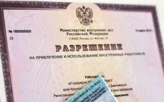 Получение и продление разрешения на работу для иностранных высококвалифицированных специалистов