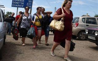 Какие права дает статус беженца мигрантам из Украины?
